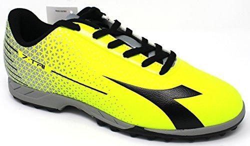 Diadora Modelname - Zapatillas de fútbol sala de Algodón para hombre multicolor Royal / White JpE89ik