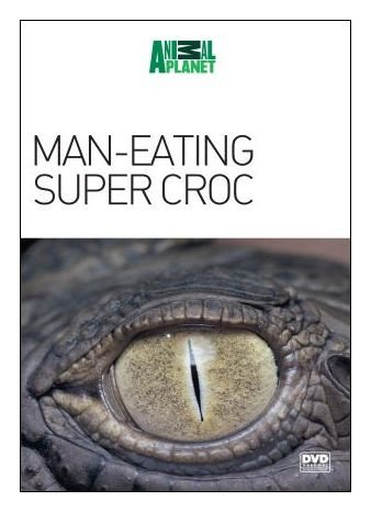 Man-Eating Super Croc [DVD-R] (Super Croc)