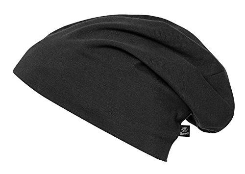 Beanie Jersey 9167-2-M/L Uni Schwarz -(normal)