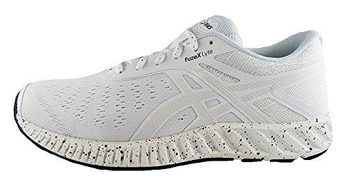 asics fuzeX Lyte - Chaussures course à pied Homme - blanc 2016 Blanc
