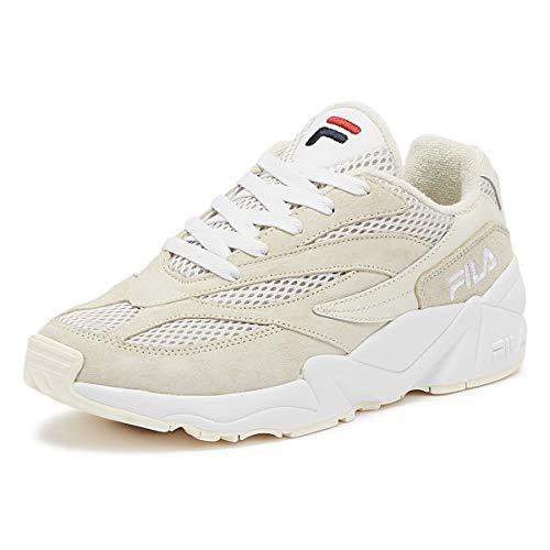 Fila Venom Damen Antique Weiß Sneakers-UK 4 / EU 37 -