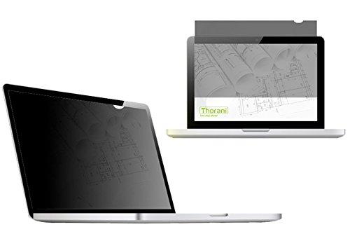 Thorani Laptop I Notebook Privacy Filter I Blickschutz Folie I Sichtschutzfolie & Anti-Spy - 15.6 Zoll 16:9 Bildschirme