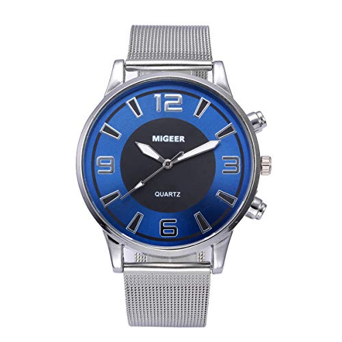 Herren-Armbanduhr Titanuhren Analog Quarz Titan 3935F