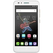 "Alcatel One Touch Go Play SIM única 4G 8GB Naranja, Color blanco - Smartphone (12,7 cm (5""), 8 GB, 8 MP, Android, Lollipop 5.0, Naranja, Blanco)"