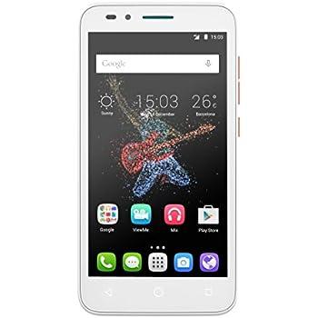 ALCATEL PIXI 4 5'' 3G WE WHITE BLACK R B: Amazon fr: High-tech