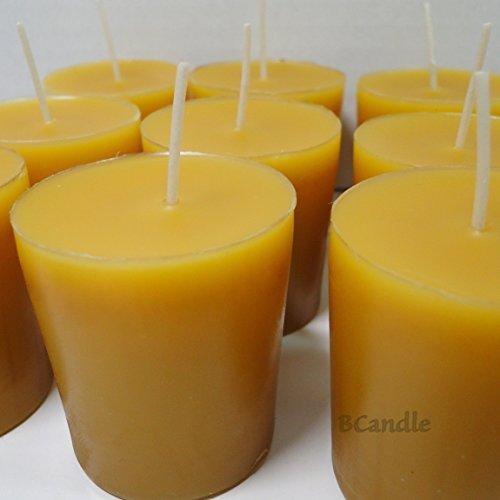 BCandle Kerze, Yellow Honey, Stück: 3 -