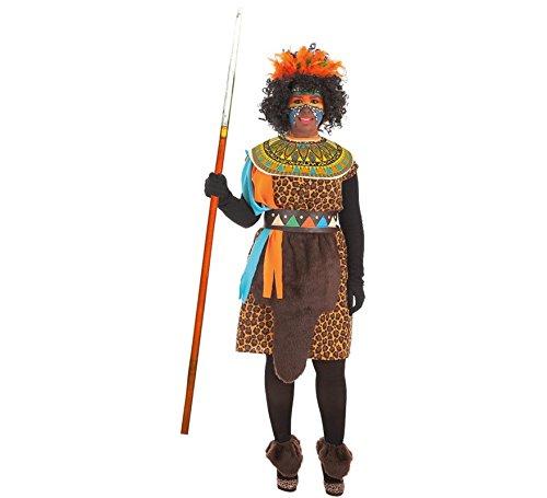 Imagen de llopis  disfraz adulto africana