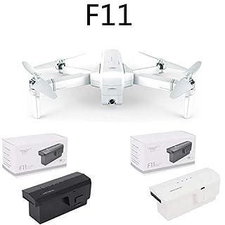 XuBa 11,1 V 2500 mAh Lipo Akku für Sjr/C Sjrc F11 Drone RC Quadcopter Ersatzteile Zubehör Sjrc F11 Akku Geburtstagsgeschenk Geschenk für Kinder Black 1pc
