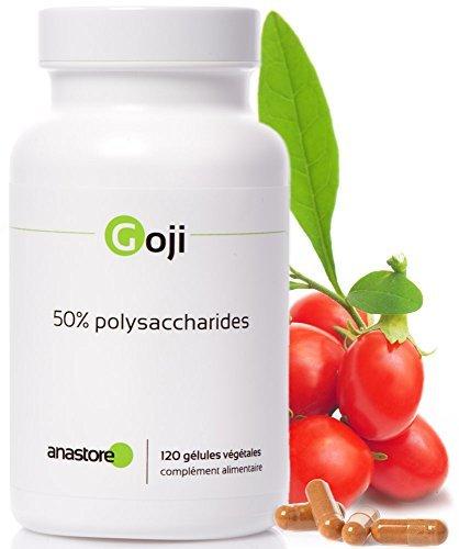 Anastore Goji Lycium Barbarum 375 mg - 120 Cápsulas