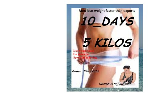 """""""Easy ways to lose weight"""" (English Edition)"""