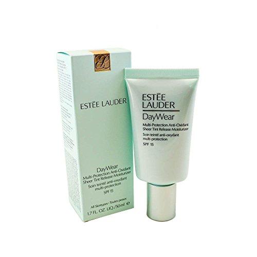 estee lauder gesichtscreme ESTEE LAUDER Daywear Sheer Tint Release Advanced Multi-Protection Anti-Oxidant Moistrurizer, 1er Pack (1 x 50 ml)