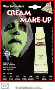 Phosphoreszierendes Make-up (Ideen Kostüm Karneval Dunkle)