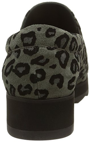 Castaner Acacia-animal Print, chaussures femme gris (STONE)