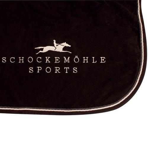Schockemöhle 1730-00017 First Class Couverture séchante Noir 165cm