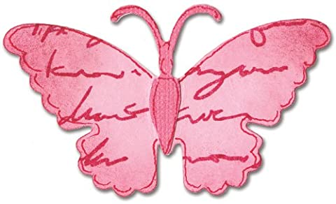 Sizzix Sizzlits Singles Die-papillon #12 - Singles Sizzix Sizzlits