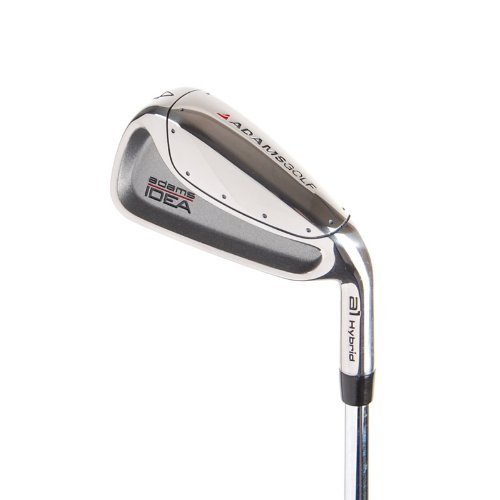 New Adams Idea A1 Hybrid 4-Iron Reg Flex Steel RH by Adams Manufacturing