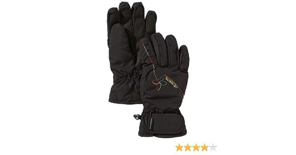 Ziener Mädchen Handschuh Liana AS Girls Glove Junior