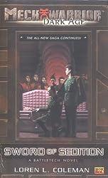 Mechwarrior: Dark Age #15: Sword of Sedition: A BattleTech Novel