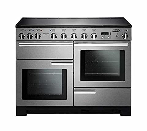 Rangemaster Professional Deluxe PDL110EISS/C 110cm Electric Range Cooker with Induction