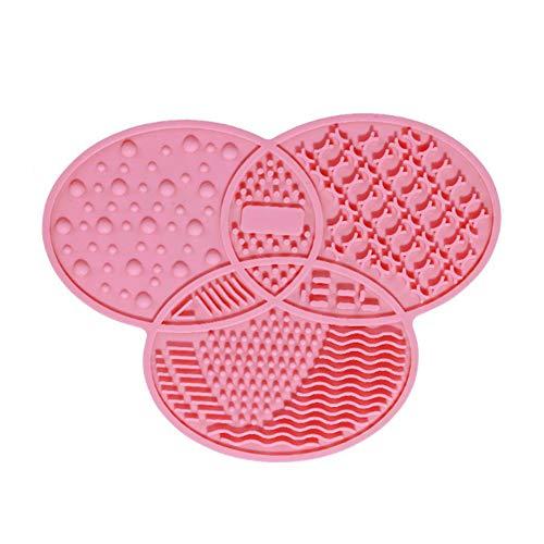 Cutebao Cepillo Maquillaje Mat Silicona Limpieza Limpiador