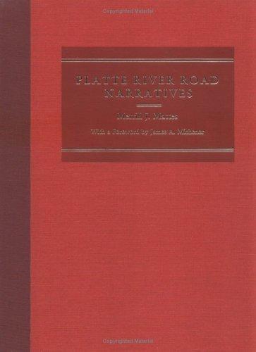 Platte River Road Narratives by Merrill Mattes (1988-01-01) River Road Matte
