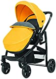 Best Graco Infant Strollers - Graco Evo Stroller- Mineral Yellow Review
