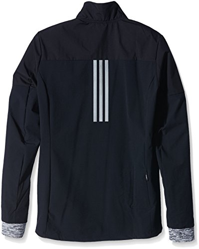adidas Damen Jacke Supernova Gore Windstopper Women schwarz