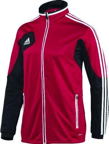 adidas Kinder Jacke Condivo 12 Training Jacket, university red/black, 176, X16892 Condivo 12 Training