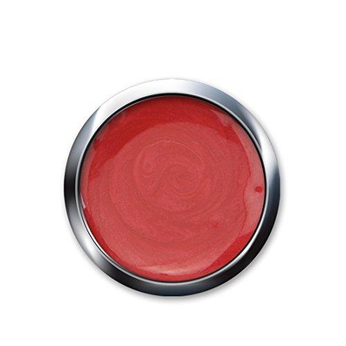 Vernis à ongle / Gel UV à la couleur intense - Couleur : tomate - 5 ml