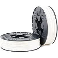 PLA 2,85mm white ca RAL 9003 0,75kg - 3D Filament Supplies