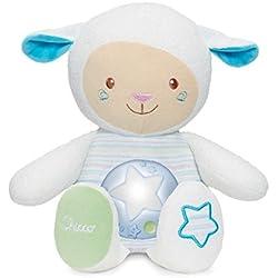Chicco Mouton Tendres Mots Doux - Bleu