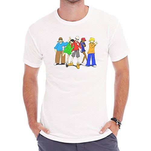 Kids Next Door Grown Ups Herren T-Shirt Weiß