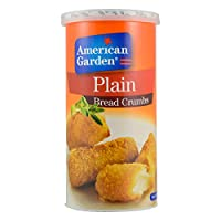 ‏‪American Garden Plain Bread Crumbs - 425 gm‬‏