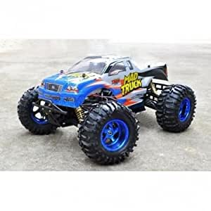 1:10 Scale HengLong 3851-2 2.4G RC Off-road Upgraded Version