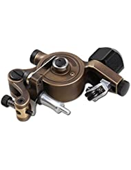 Tattoo Rotary Tattoo Machine Special Edtion Airfoil V4 Machine for Tattoo Artists (Brown)