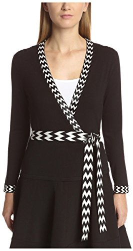 dvf-womens-ballerina-wrap-sweater-black-natural-m