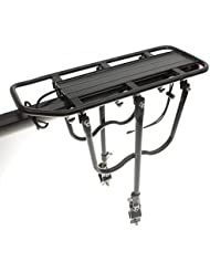 OUTERDO Aluminum Fahrrad Gepacktrager Carrier Sattelstutz Fur Fahrrad Mountainbike