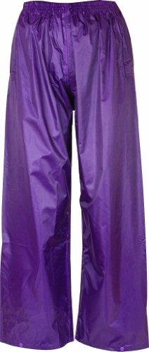 Highlander Stormguard Hose Packaway S Violett - aubergine
