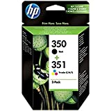 HP Original 350/ 351 Combo Ink Cartridge