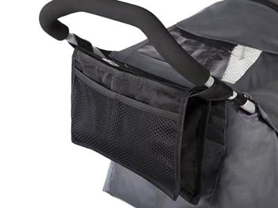 Kutnik Bolsa de almacenamiento para cochecitos paraguas - Negro