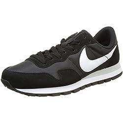Nike Air Pegasus 83, Baskets Basses Homme, Noir (Black Pure Platinum/White), 40.5 EU