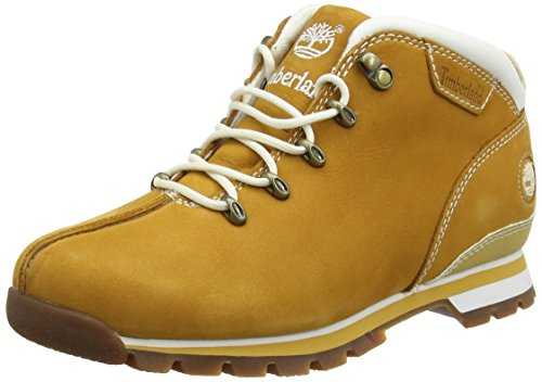 Timberland Splitrock, Men's Slouch Boots, Beige (Wheat), 10 UK (44 1/2 EU)