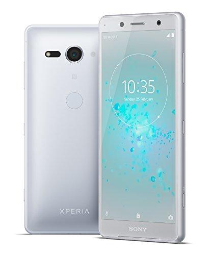 sony xperia xz2 compact 5 dual sim 4g 4gb 64gb 2870mah silver - smartphones (12.7 cm (5), 64 gb, 19 mp, android, o, silver)