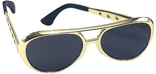 Bristol novità BA243Rock Star occhiali da sole, uomo, oro, taglia unica