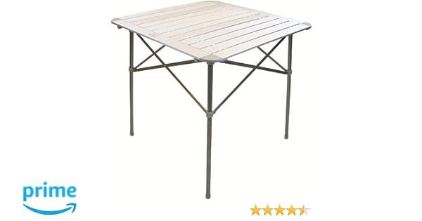 en Highlander Petite Aluminium Mat Table lamelles Pliante à xrhsQdCt