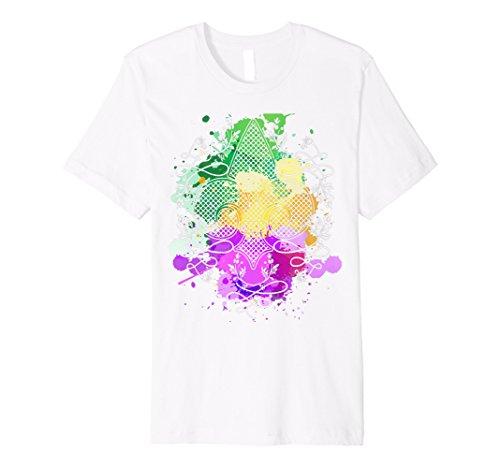 Mardi Gras Fleur de Lis Shirt–Süßer Karneval Party Tee Geschenk
