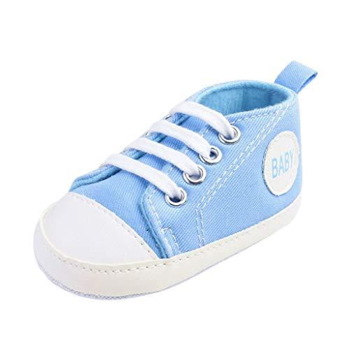 Sanahy Babyschuhe für Mädchen Kinder Flache Schuhe Kinderschuhe Canvas Jungen Mädchen Turnschuhe Schuhe