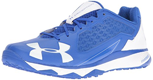 Under ArmourUnder Armour Men's Deception Baseball Training Shoes - Deception Scarpe da allenamento, baseball  da uomo Team Royal/White