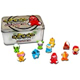 GoGo's Crazy Bones - Limited Edition Silver Collector's Tin (Colors And Styles May Vary) by Jonic Distribution North America Inc.