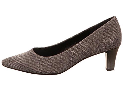 Gabor Basic 85.132.64, Escarpins pour femme Metall